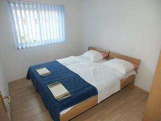Tří až čtyřlůžkový apartmán