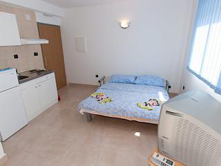 dvou až třílůžkový apartmán