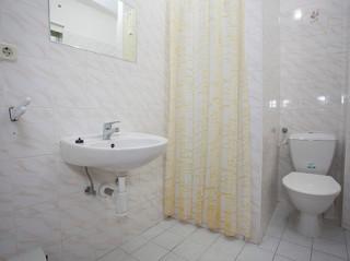čtyř až pětilůžkový apartmán - typ B