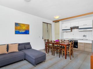 Šesti až osmilůžkový apartmán A Cico