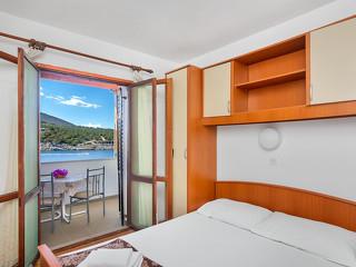 Čtyřlůžkový apartmán B Cico