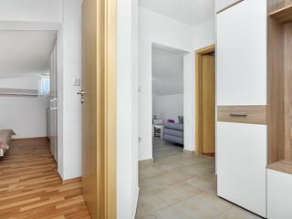 Šesti až sedmilůžkový apartmán C Cico