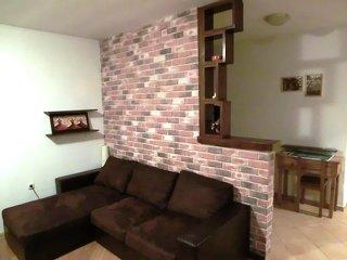 Čtyřlůžkový apartmán Tučepi