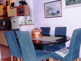 Šestilůžkový apartmán Tučepi