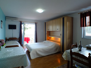 Dvojlůžkový apartmán