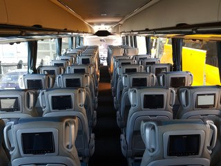 Doprava autobusy Fun&Relax