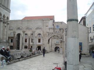 Split - město historie a muzeí