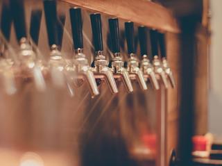 Točené pivo v Igrane