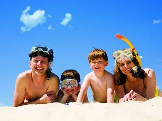 Akční nabídka pro rodiny s dětmi