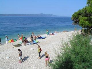 Dovolená v Chorvatsku - ubytování Igrane