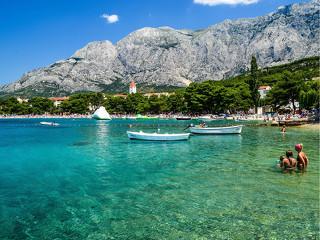 Dovolená v Chorvatsku - ubytování Promajna