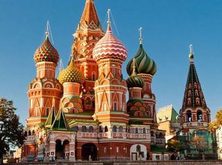 Poznávací zájezd Moskva, Petrohrad