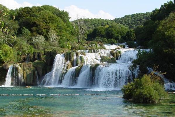 Národní parky Chorvatsko