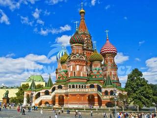 Moskva a okolí