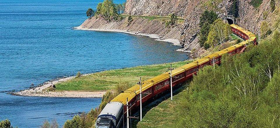 Bajkal a Transsibiřská magistrála
