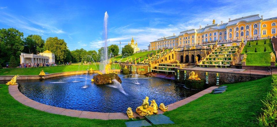 Moskva, Petrohrad