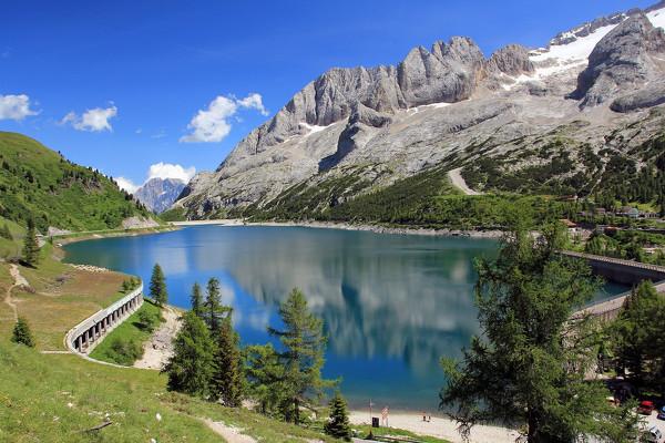 Centrální Dolomity pro náročnější turisty