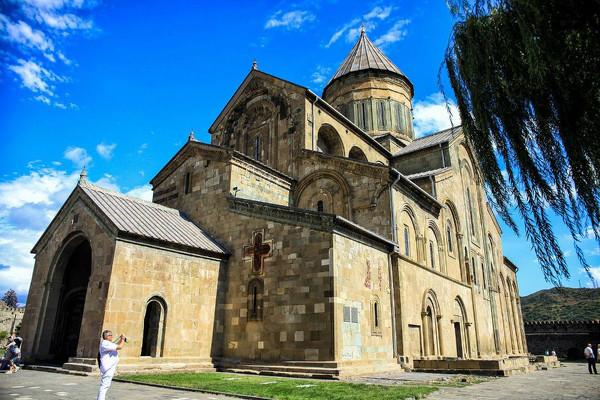 Gruzie - Země plná historie a úžasné přírody