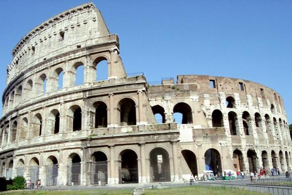 Florencie, Řím, Neapol, Pompeje