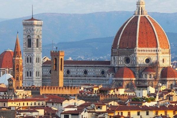 Pisa, Florencie, Benátky