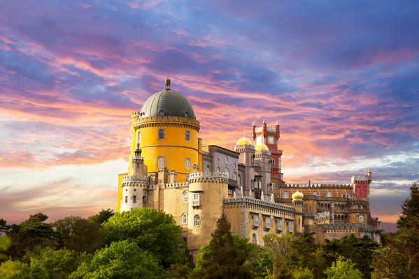 Okruh Portugalskem, od Lisabonu k jižnímu pobřeží