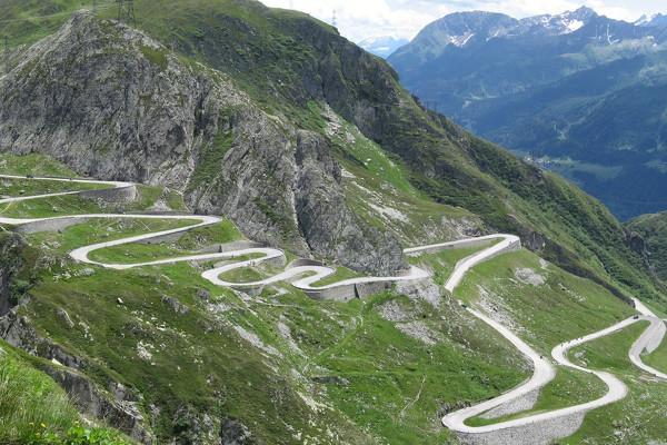 Italské Alpy, Ortler - Národní park Stelvio
