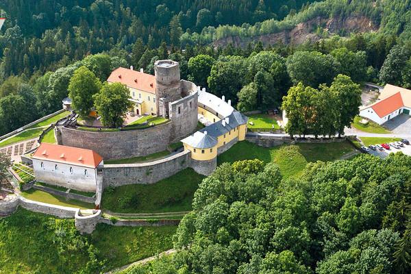 Českomoravská vysočina a Posázaví - penzion Horalka
