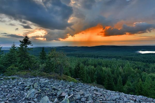 Příroda a památky západního Krušnohoří