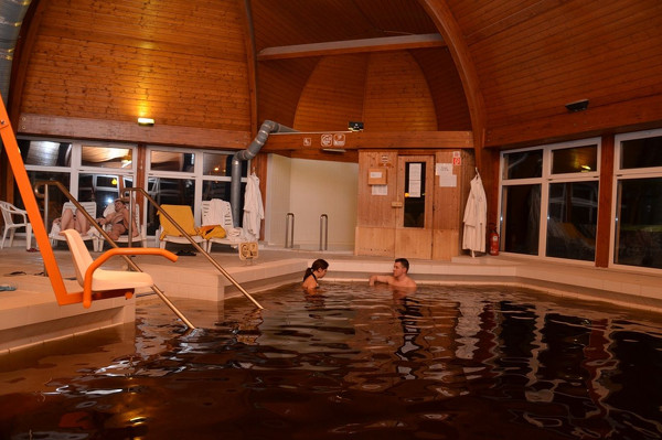 Termální lázně Hajdúszoboszló, hotel Hungarospa