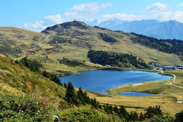 Nejkrásnější Švýcarsko, hory, jezera památky