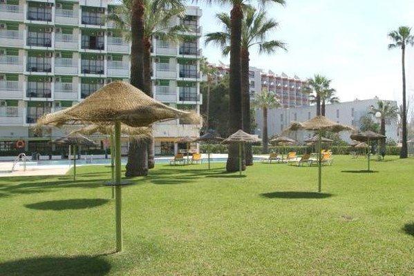 Benalmádena - hotel San Fermin