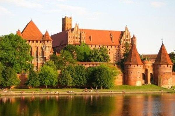 Polské památky UNESCO - podzim