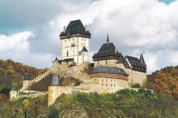 Praha a střední Čechy