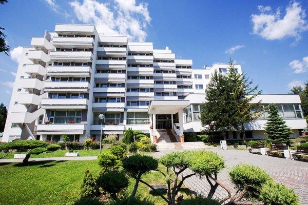 Lázně Piešťany, hotel Park