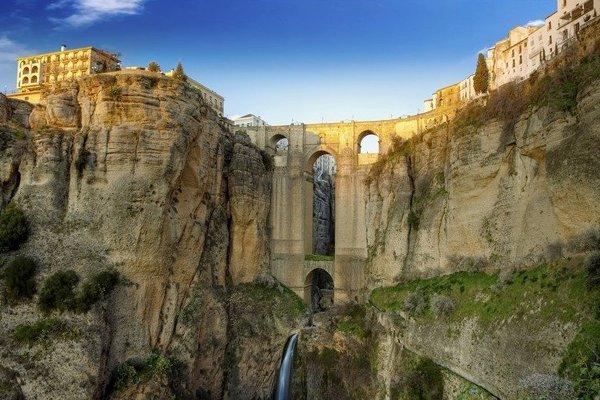 Španělsko - Andalusie, Gibraltar