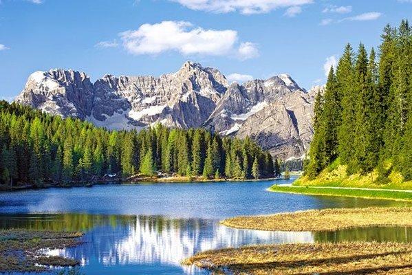 Dolomity, oblast Cortina D'Ampezzo