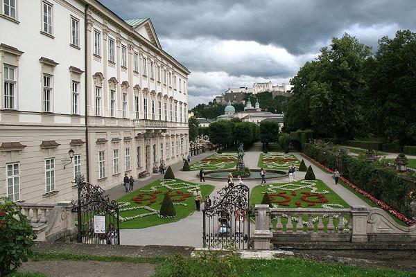Velký okruh Rakouskem, příroda, památky UNESCO