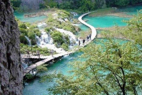 Národní parky Chorvatska