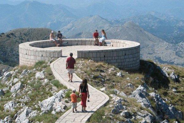 Černá Hora, krásná a tajemná