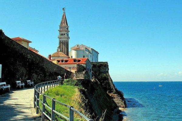 Slovinsko, Jaderské moře s výlety