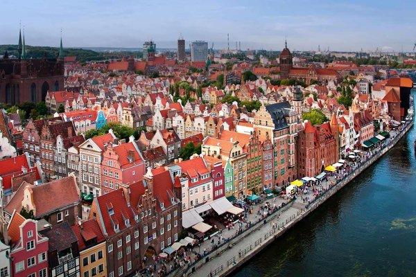 Baltské moře, Gdaňsk