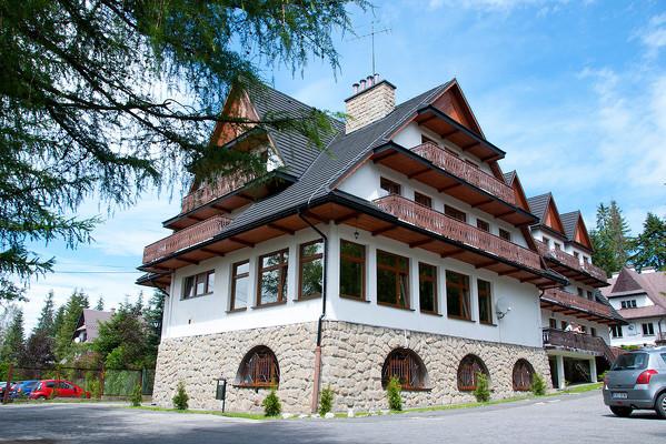 Krásy přírody polských Tater a okolí