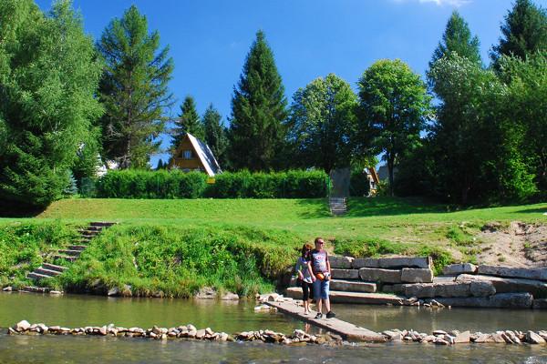 Za historií a přírodou Bieščad
