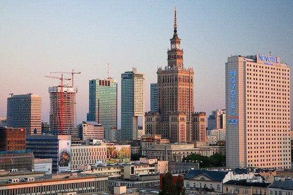 Varšava a okolí