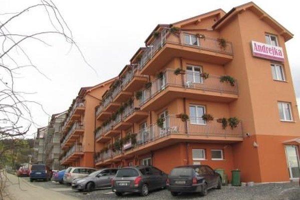 Podhájska, aparthotel Andrejka