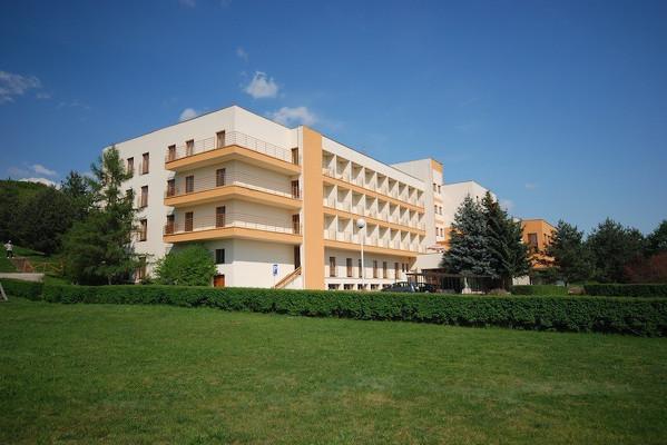 Dudince, hotel Jantár