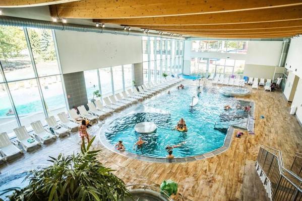 Thermalpark Nitrava, Polný Kesov - hotel Termal