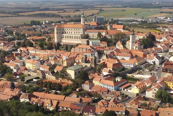 Jižní Morava - příroda, památky, víno