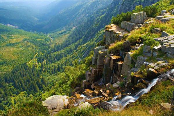 Nejkrásnější místa Krkonoš