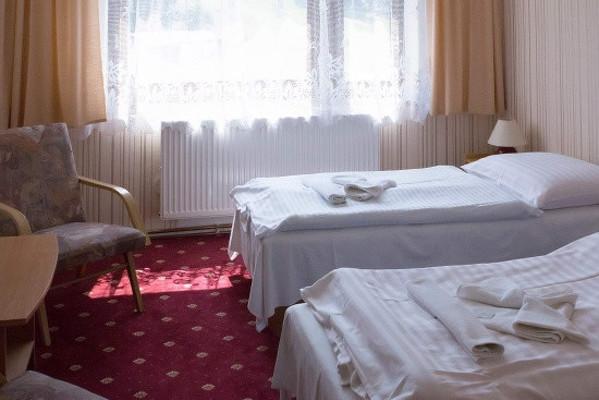 Českomoravská vysočina a Posázaví - hotel Styl
